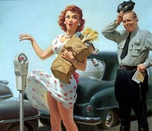 Legends of Pinups: 70 Illustrations