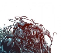 46 Venom Illustrations