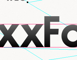 Luxx Font by Giuseppe S.